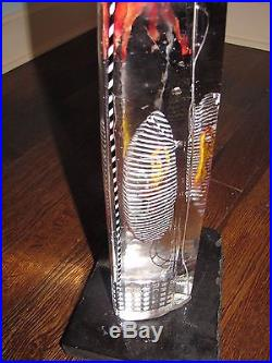 BERTIL VALLIEN Boat Series Glass for Kosta Boda Unique Signed 20