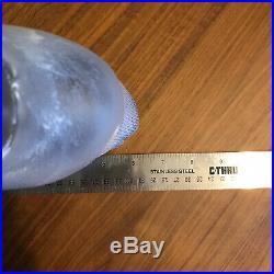 Beautiful Bertil Vallien Boda Network Bottle 9 1/4 Tall