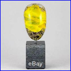 Bertil Vallien (Brains 2018) Glass Head Flora