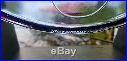 Bertil Vallien Kosta Boda Art Glass Sculpture Blue Head First Ltd 100