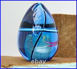 Bertil Vallien Kosta Boda Swimmer Limited to 1000 Pieces Signed & Numbered