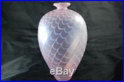 Bertil Vallien for Kosta Boda Artist Series Glass Vase