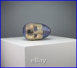 Brains Head / Wall Mounted Bertil Vallien Kosta Boda