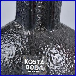 Five (5) Piece Kosta Boda Art Glass Lot
