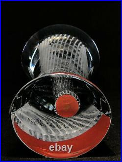 KJELL ENGMAN KOSTA BODA Limited Glass Sculpture The Birth of a Blood Cell H10