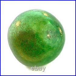 KOSTA BODA Fruit FRUTTERIA Green Apple #99731 G Sahlin VINTAGE COLLECTABLE