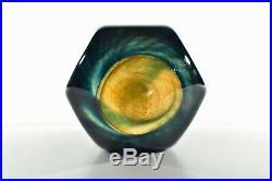 KOSTA BODA Glas Kunst Briefbeschwerer ° Unikat ° sweden art glass paperweight