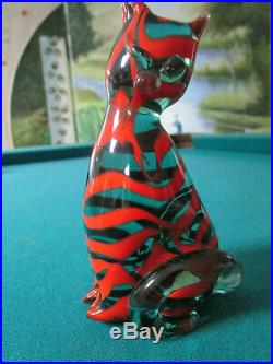 Kjell Engman Kosta Boda Figurines Catwalk Woman, Red Cat, Tree, The Band Pick 1