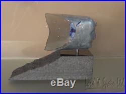 Kosta Boda Art Glass MINI JANUS Linited Edition Sculpture-Bertil Vallien