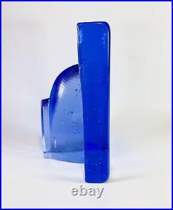 Kosta Boda Bertil Vallien Art Glass Sculpture