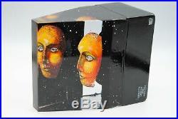 Kosta Boda. Bertil Vallien. Art Object Black Elements House Of Mystery