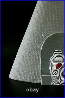 Kosta Boda Bertil Vallien Glass Sculpture