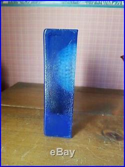 Kosta Boda Bertil Vallien Icon Spirt Vitruvian Man Art Glass Sculpture No Base
