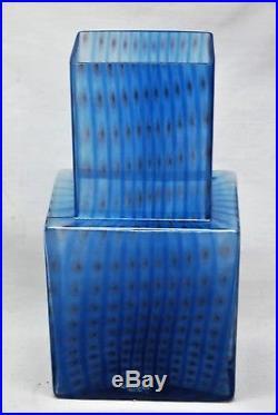 Kosta Boda. Bertil Vallien. Large Vase Metropolis