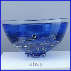 Kosta Boda Bertil Vallien Satellite Collection Large bowl 59252