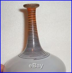 Kosta Boda Bertil Vallien Vase Spirit Vase Signed & Numbered