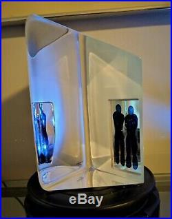 Kosta Boda Bertil Vallien Viewpoints Sculpture-8 Mint