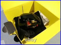 Kosta Boda Brains BERTIL VALLIEN Sculpture Figurine No. 9 ODEN Art Glass NIB
