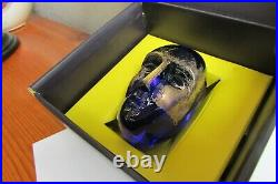 Kosta Boda Brains Jimenez by Bertil Vallien Signed & Boxed In Mint Condition