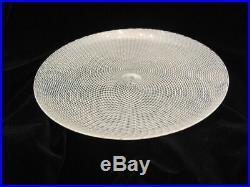 Kosta Boda FRUIT & VEGETABLE Fratelli Tosi MURANO Italian Art Glass Bowl Plate