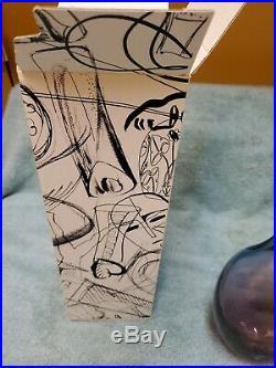 Kosta Boda Fidji Bottle by Kjell Engman 7048838