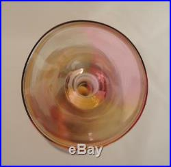 Kosta Boda Fidji Vase 14 1/4 Signed & #48839 Mint