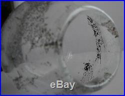 Kosta Boda Glaskollan 99 Sweden Designer Art Glass Glas Vase Pottery