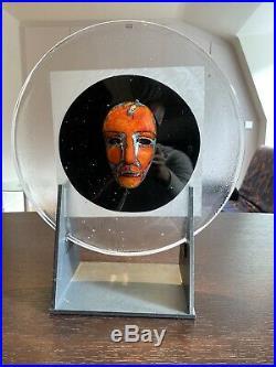 Kosta Boda Glass Sculpture Bertil Vallien