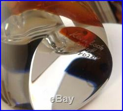 Kosta Boda Goran Warff Mirage Art Glass # 7040704 Unboxed