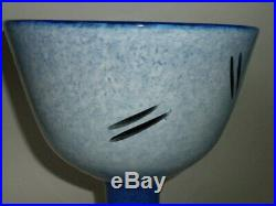 Kosta Boda Hearts & Open Minds Footed Bowl Vase By Ulrica Vallien 2 Kb Bowls