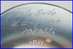Kosta Boda Kjell Engman. Large Bottle Tobago 43 Cm. Signed