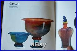 Kosta Boda. Kjell Engman. Large Bowl Can Can