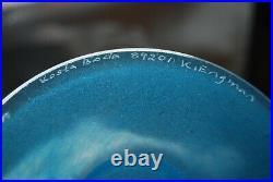 Kosta Boda. Kjell Engman. Large Decanter Fenix 41,5 Cm. Signed And Labeled