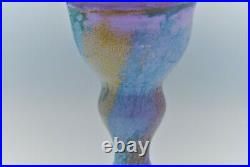 Kosta Boda. Kjell Engman. Large Vase Can Can