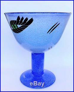 Kosta Boda Open minds Glass Vase By Ulrika Hydman From Sweden
