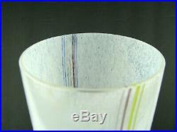 Kosta Boda Signed Bertil Vallien Glass Art Vase 10