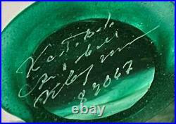 Kosta Boda Sweden Kjell Engman Bon Bon Jug Pitcher Signed Artist Collection