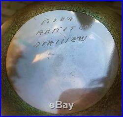 Kosta Boda Vallien Confetti Cabinet Ball Vase