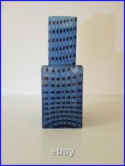 Kosta Boda Vase/Sculpture Metropolis Bertil Vallien