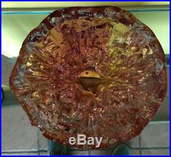 Kosta Goran Warff Iceberg Vase