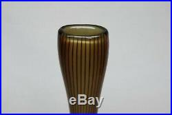 Kosta Vicke Lindstrand. Large Thickwalled Vase Lc2. Signed