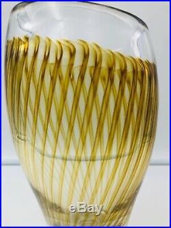 Kosta Vicke Lindstrand Large Vase 1950s