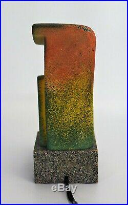 Kosta boda Sculpture by Kjell Engman Light included