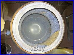 Large Kosta Boda Inka Vase