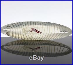 Limited Edition Boat 1000 ex Bertil Vallien Kosta Boda Sweden LA18