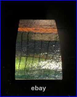MINT Collectible Signed BERTIL VALLIEN KOSTA BODA House Country Living Art Glass