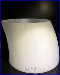 MINT! Large KJELL ENGMAN KOSTA BODA SWEDEN Signed Catwalk Vase Studio Glass