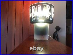 Rare Vintage 1960s Ove Sandeberg Bird Lamp for Kosta Boda