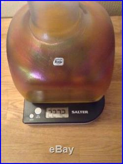 SALE PRICE Limited Release Gold Atelje 42 Vase by Bertil Vallien for Boda