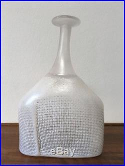 Three Vases by Bertil Vallien for Kosta Boda